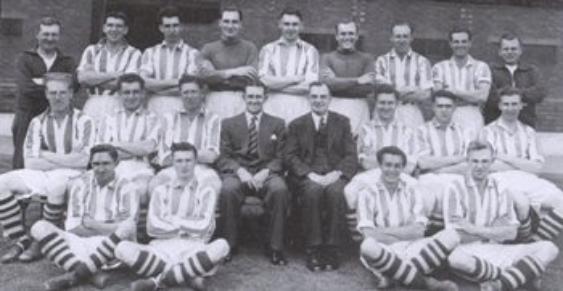 West Bromwich Albion 1951-52
