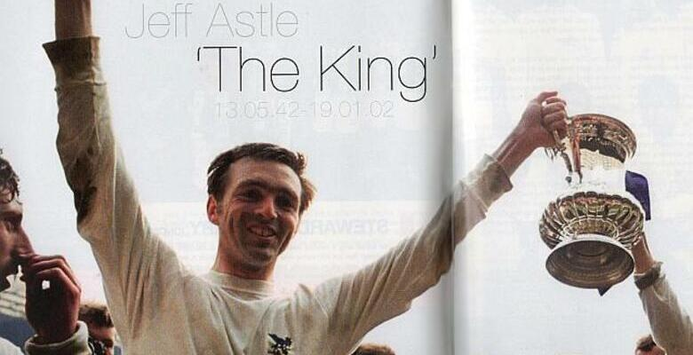 "Jeff Astle ""The King"""