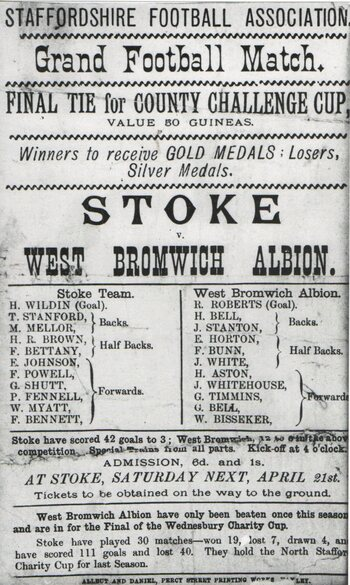 stoke v west bromwich albions 1883