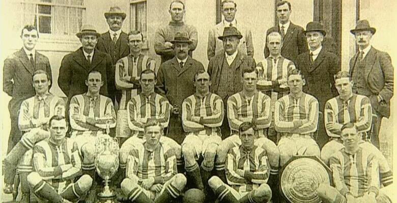 WBA 1919 - Charity Shields Winners