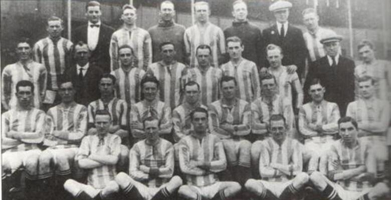 WBA 1922 team