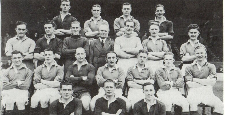 West Brom 1946
