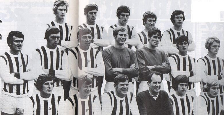 West Brom 1970