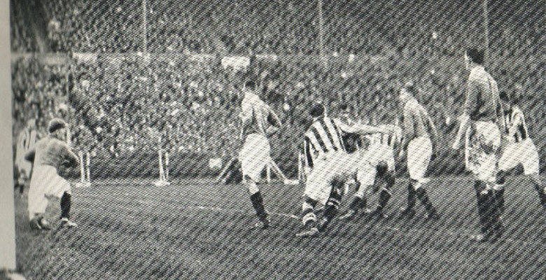 West Brom vs Birmingham 1930
