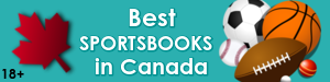 best Canadian sportsbooks