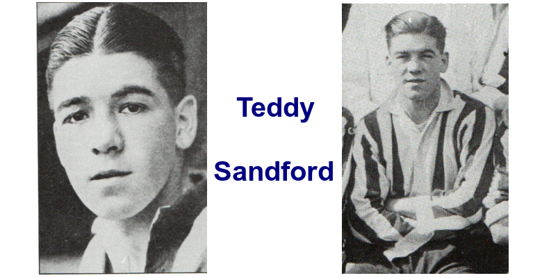 Teddy Sandford