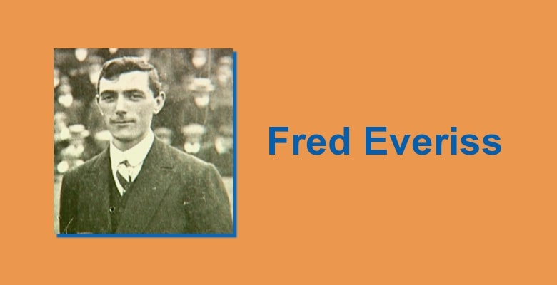 Fred Everiss