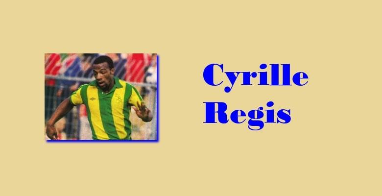 Cyrille Regis