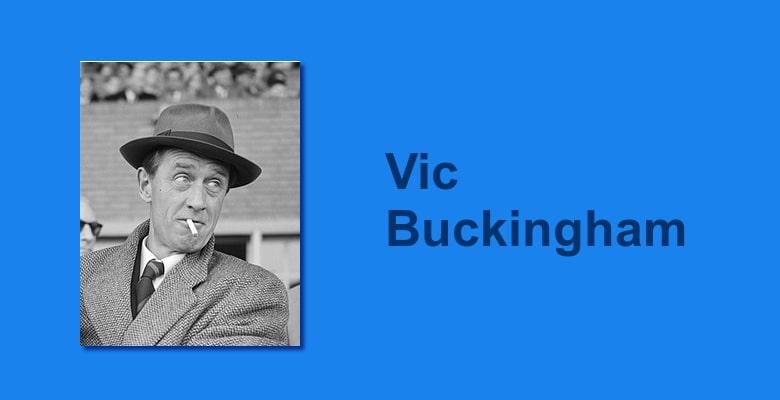 Vic Buckingham