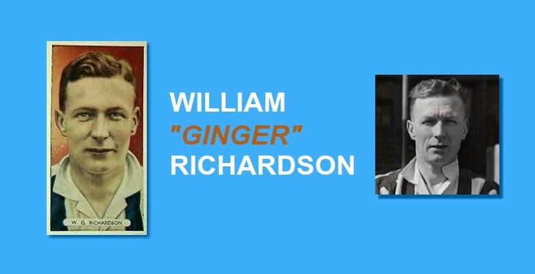 william ginger richardson